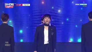 Free Fall (05.12.2018 Show Champion) - The Man BLK