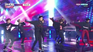 Stealer (05.12.2018 Show Champion) - D-Crunch