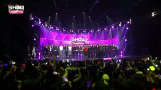 Spring Breeze; Winner Stage (05.12.2018 Show Champion) - Wanna One