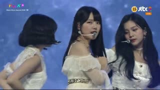 Time For The Moon Night (2018 MMA Live) - GFriend