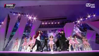 DKDK; It Will Be Good (2018 MAMA Premiere In Korea Live) - HyeongseopxEuiwoong; fromis_9