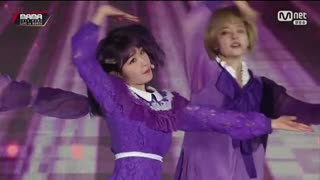 Puzzle Moon; Dance Performance With Nature (2018 MAMA Premiere In Korea Live) - GWSN