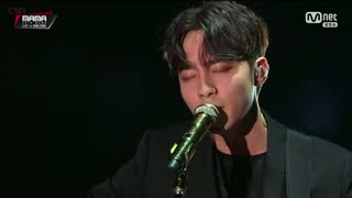 Only Then (2018 MAMA In HongKong Live) - Roy Kim