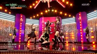 La La Love (Music Bank Live) - Cosmic Girls