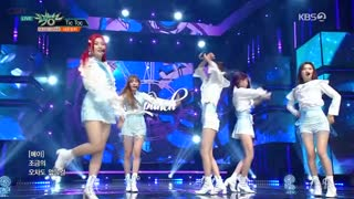 Tic Toc (Music Bank Live) - NeonPunch