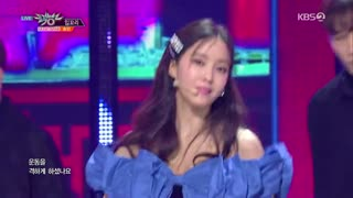 Allure (22.02.2019 Music Bank Live) - Hyomin
