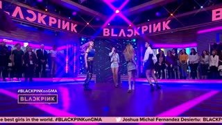 Ddu-Du Ddu-Du (Good Morning America Live) - BlackPink