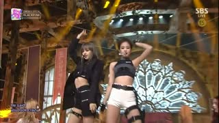 Kill This Love (SBS Inkigayo Comeback Stage Live) - BlackPink