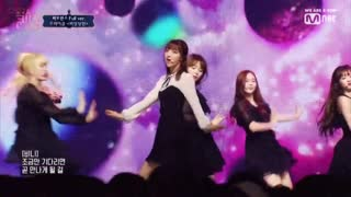 Secret Garden (Mnet Queendom Live) - Oh My Girl