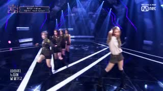 Sixth Sense (Mnet Queendom Live) - Lovelyz