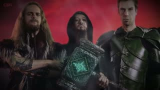 The Siege of Dunkeld (In Hoots We Trust) - Gloryhammer