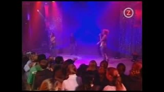Bouncing Off The Ceiling (Upside Down) (Live) - A-Teens