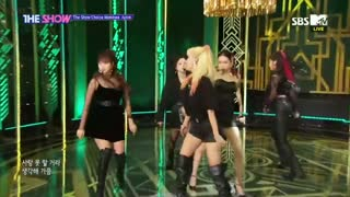 Dumhdurum - Apink | SBS MTV - THE SHOW | 200421 - Apink