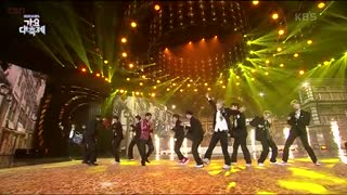 Love Twist (2020 KBS Song Festival) - Sul Won Do;The Boyz