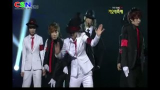 Smooth Criminal - Girls' Generation; Shinee; Suju