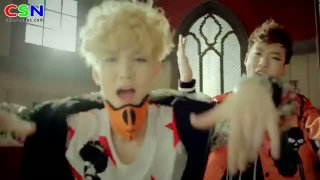 Never Give Up - Bang; Zelo