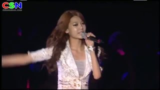 Sweet Talking Baby (2011 Girls' Generation Tour) - Girls' Generation