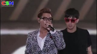 High High (2Ne1 1St Japan Tour ~Nolza~) - G-Dragon; T.O.P