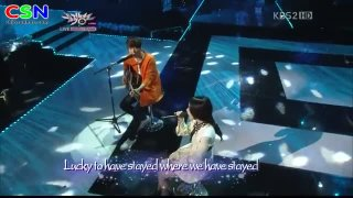 Lucky (Special Stage) - Yong Hwa; CNBlue; IU