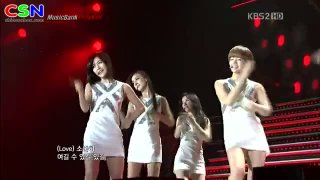 A (Live On Music Bank) - Rainbow