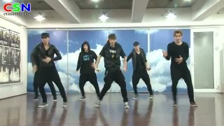 History (Only Dance; Chinese Version) - EXO-M