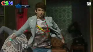 Sherlock (Live On M Countdown) - SHINee