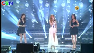 Hoang Mang (Vietnam Korea Festival 2012) - Davichi; H Qunh Hng