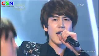 Sorry, Sorry (Vietnam Korea Festival 2012) - Super Junior