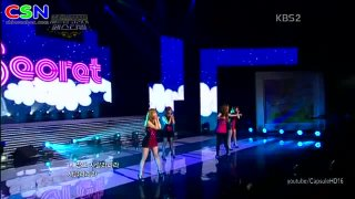 Starlight Moonlight (Vietnam Korea Festival 2012) - Secret