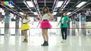 Shanghai Romance (Orange Caramel Dance Cover) - St.319
