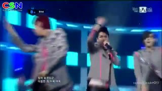 Baby I'm Sorry (Live On M Countdown) - B1A4
