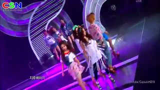 Dream Racer (Comeback Stage) - 4Minute