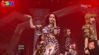 Volume Up (Mbc Music Core) - 4Minute