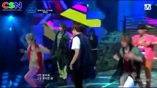 Stranger (Goodbye Stage On M Countdown) - SHINee