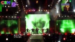 Heartbeat (Mbc Korean Music Wave In Bangkok) - 2PM