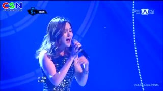Torn Heart (Live On M Countdown) - Ivy