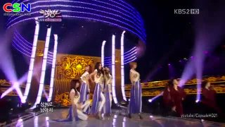 Volume Up (Goodbye Stage 180512 Music Bank) - 4Minute