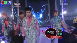 Power (180512 Music Bank) - B.A.P