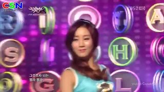 Oh! My God (180512 Music Bank) - Girl' s Day