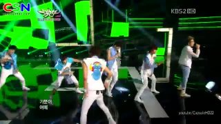 Super Hero (010612 Music Bank) - VIXX