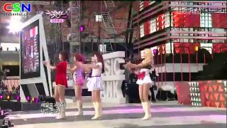 Venus (080612 Music Bank) - Hello Venus