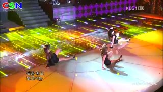 Bad Girl, Good Girl (100612 Open Concert) - Miss A