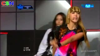 Electric Shock (Comeback Stage  140612 M Countdown) - F(x)