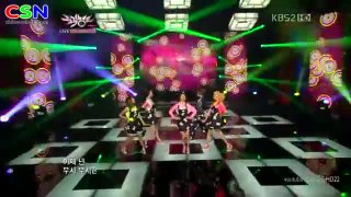 Jet (Comeback Stage 150612 Music Bank) - F(x)