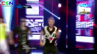 Body To Body (Comeback Stage 050712 M Countdown) - ZE:A