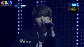 From U (Comeback Stage 050712 M Countdown) - Super Junior