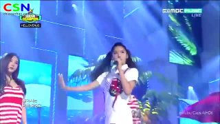 Like A Wave (Comeback Stage 100712 Show Champion) - Hello Venus