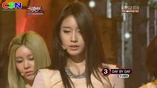 Day By Day (130712 Music Bank) - T-Ara