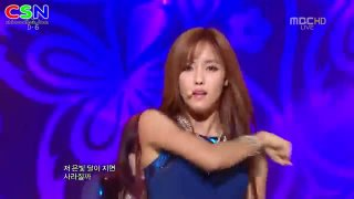 Day By Day (210712 M Countdown) - T-Ara