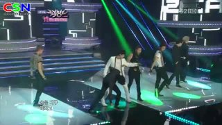 Aftermath (Music Bank London Olympic Special) - ZE:A
